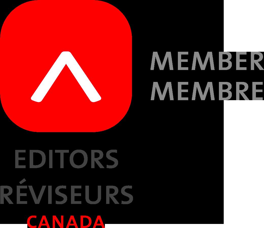 Editors' Association of Canada Member Logo